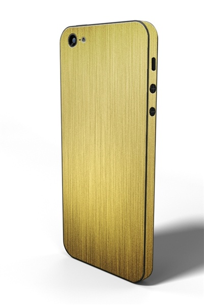 iPhone 5 Brushed Gold Wrap-->>>  The Slickwraps Style Metal Series gives your iPhone a beautifully smooth finish, blending seamlessly with the edges of the phone. With the look and feel of real brushed metal, these wraps bring a sophistication like no other. Available in Brushed Steel, Gold, Copper and Gunmetal, your iPhone 5 is bound to upstage the rest! The iPhone 5 is known for it's great features, and Slickwraps is guaranteed to fit like a glove.  $19.95Iphone Cases, Iphone 5S, Gold Wraps, Brushes Steel, Brushes Metals, Brushes Gold, Beautiful Brushes, Design Iphone, Beautiful Smooth