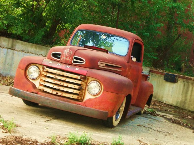 48 Ford F1 Ford Truck Pinterest Inspiration