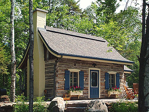 Quintessence quebec rustic luxury log cabins vacations canada www