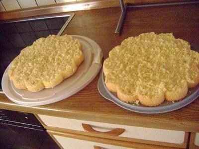 Rezept: Bisquitboden hoch - Biskuit - Bisquit - Tortenboden hell oder dunkel - wie vom Bäcker Bild Nr. 9