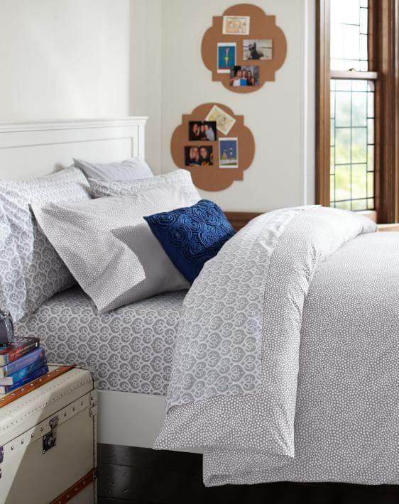 Many Quot Mini Dots Quot Duvet Bedding For Your Dorm Dorm Room