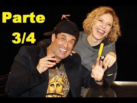 Sergio Mallandro - De Frente com Gabi - SBT - Entrevista - Parte 3-4