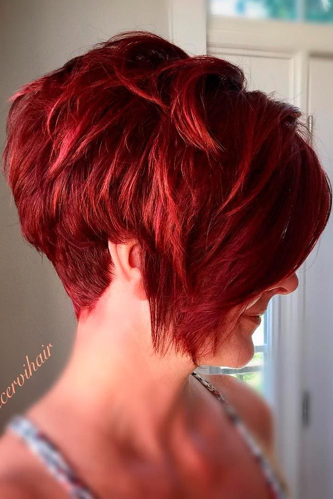 Trendy Short Hairstyles summer 20 Trendy Short Haircuts For Women Over 50