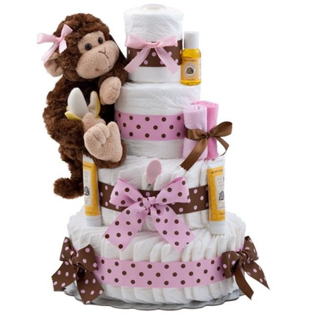 Tier Camo Diaper Cake Ideas and Designs