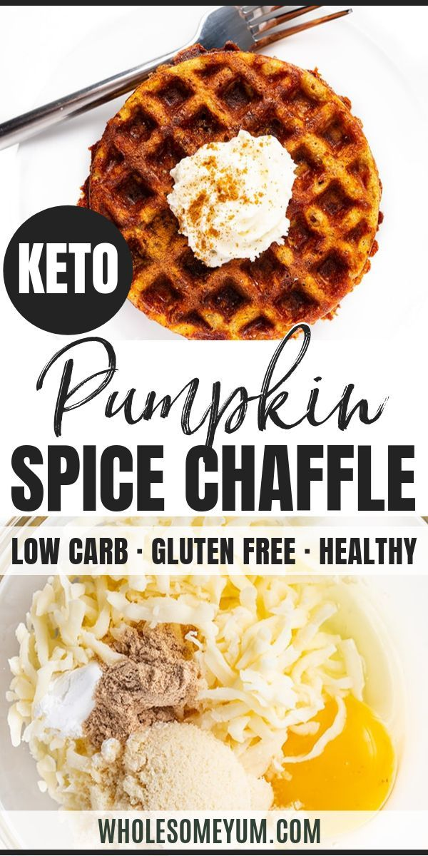 All the secrets of how to make CHAFFLES perfectly! Includes the best basic keto …