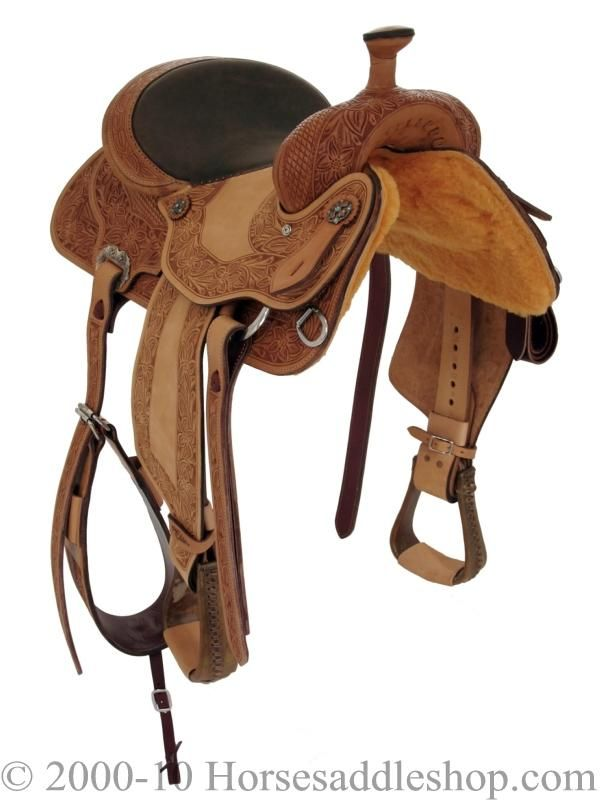 293 best cowgirl up images on pinterest horse horses and saddles 15 alamo elite all around basketfloral border tooled saddle 1340 fandeluxe Gallery