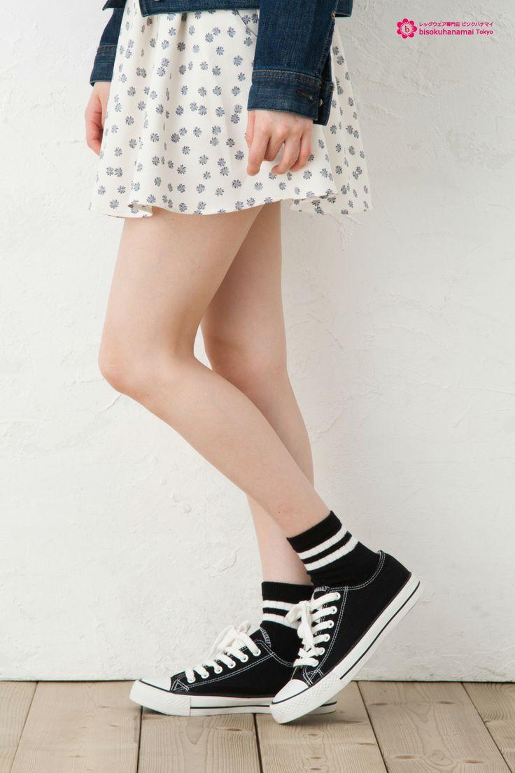 2 line socks JPY340(without TAX)