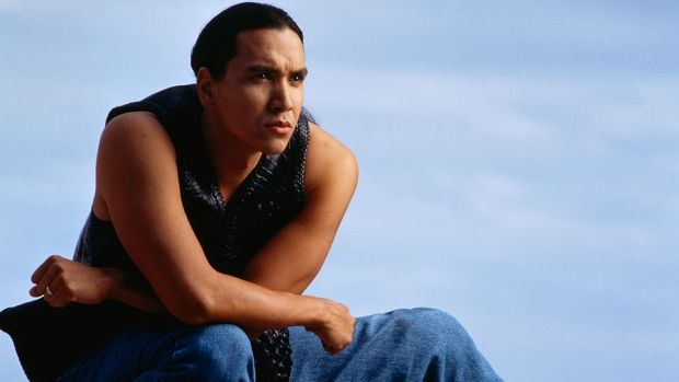 Actor, dancer and choregrapher Michael Greyeyes.  Actor Michael Greyeyes doesn't shy away from messy conversations - Home | Candy | CBC Radio
