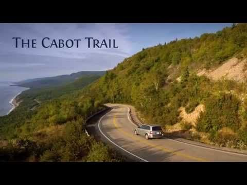 Cape Breton Island - The Cabot Trail - YouTube