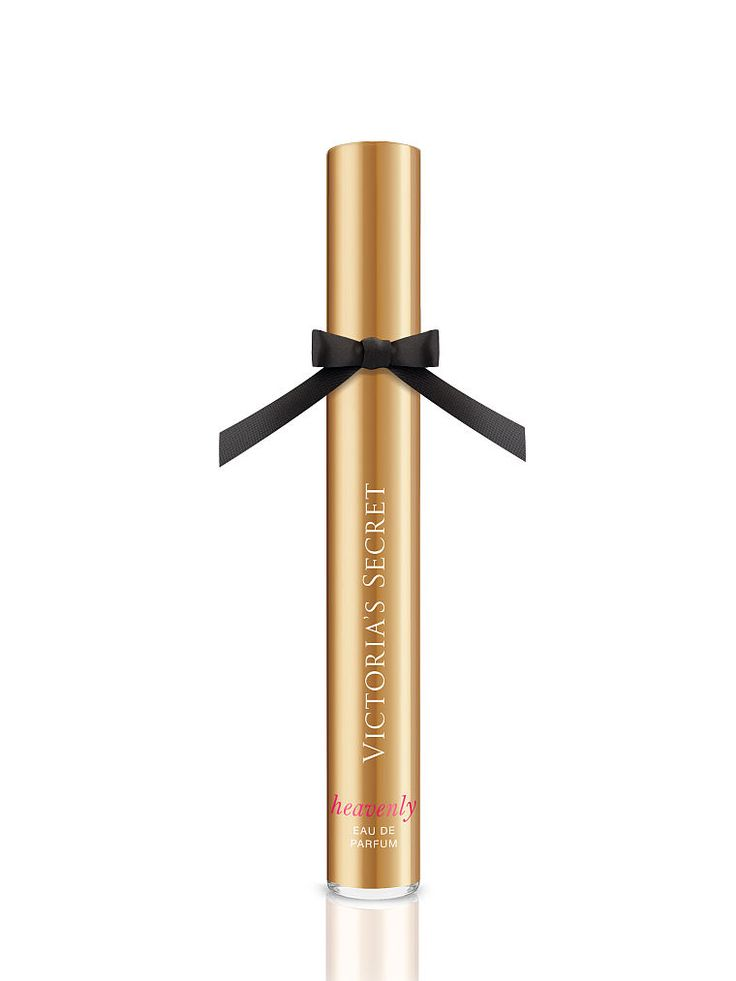 This smells sooooo amzing- comforting and soft. Says not available on the site, but I saw it in store. Heavenly Eau de Parfum Gold Rollerball - Victoria's Secret - Victoria's Secret