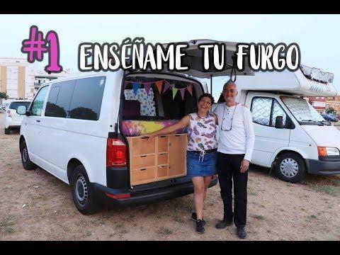 01 Volkswagen T6 Donde Duermen 6 Al Son De Mi Furgon Youtube