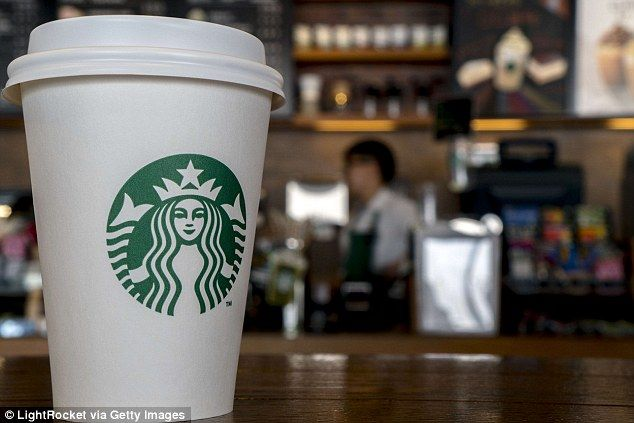 Originally, Starbucks offered only two sizes: short (8 ounces) and tall (12 ounces). When ...