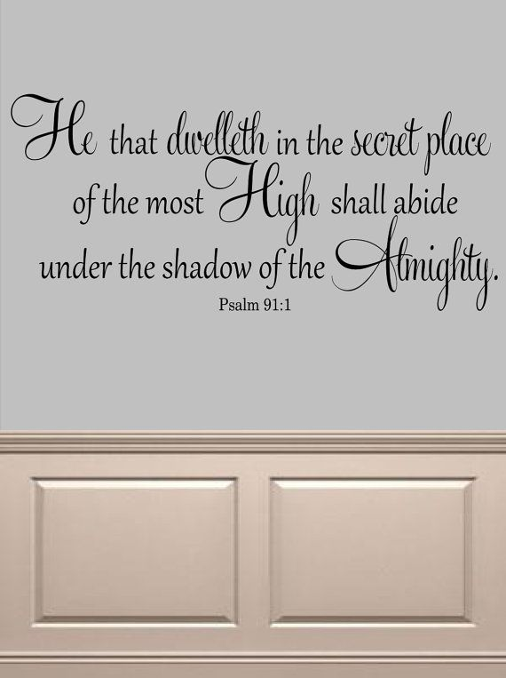 Psalm 91:1 KJV