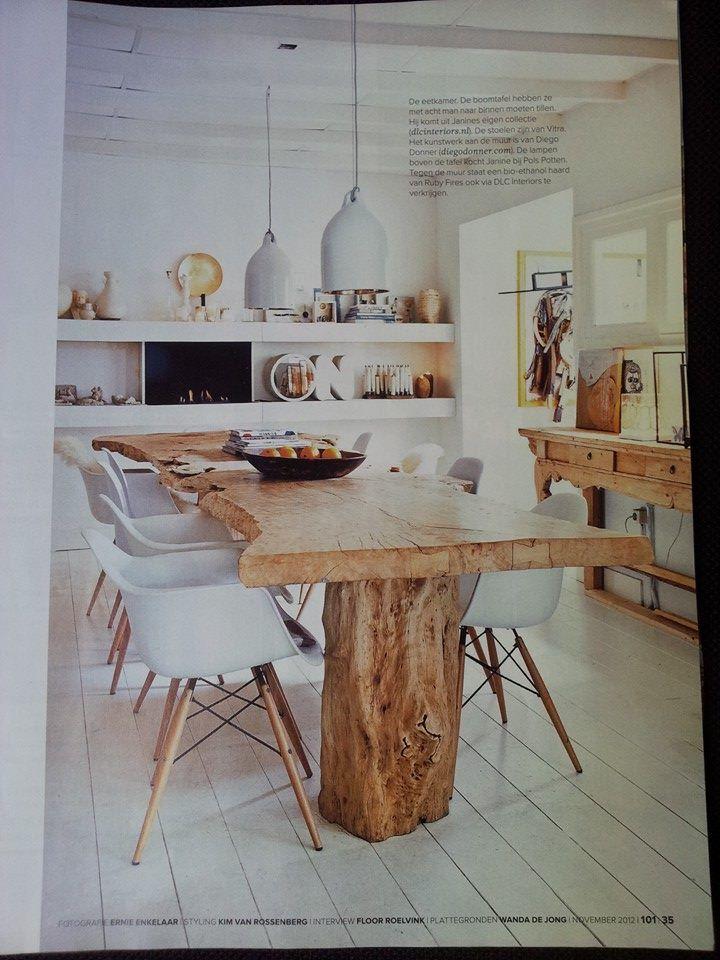 25 beste idee n over witte stoelen op pinterest kleine eettafels interieurs en kleine keuken - Tafel en witte stoelen ...