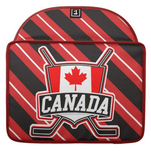 Canadian Hockey Logo Cover