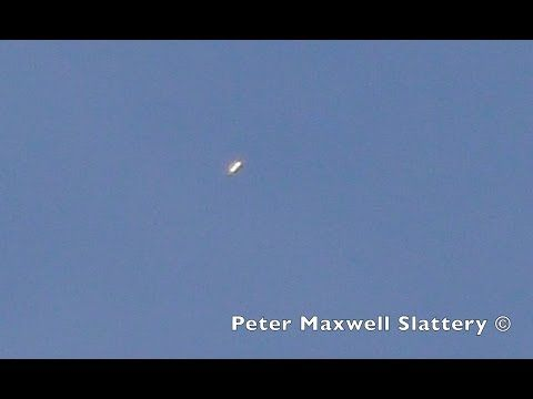 4k UFO OVER MELBOURNE January 28th 2017 - YouTube