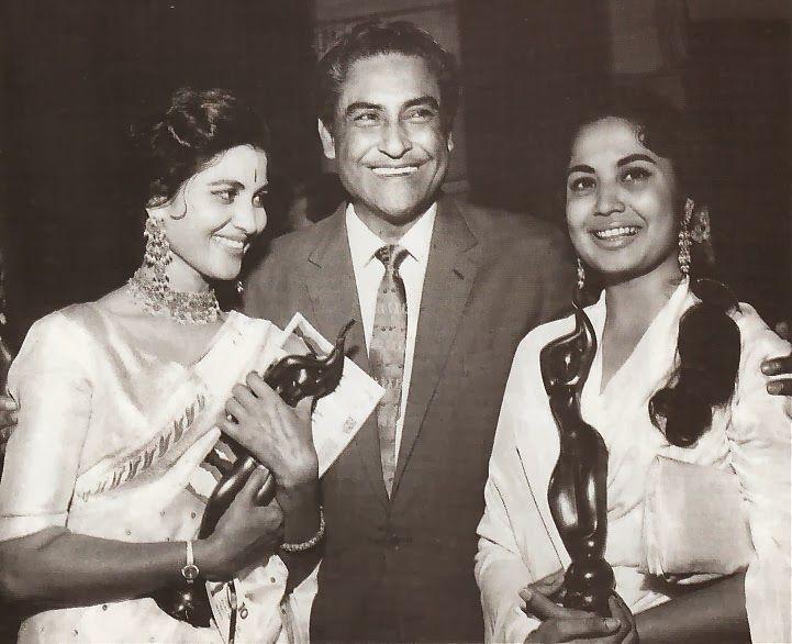 svetmet:  Shashikala # Ashok Kumar & Meena Kumari