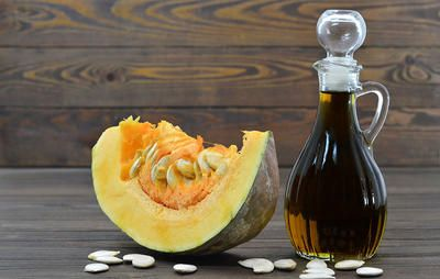 Why I'm Obsessed With Pumpkin Seed Oil, And You Should Be Too  https://www.rodalesorganiclife.com/food/pumpkin-seed-oil-0?utm_campaign=OrganicLife