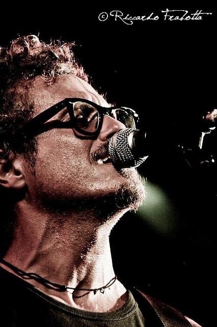 NICCOLO' FABI tour Roma Incontra il Mondo Laghetto di Villa Ada Roma 5 luglio 2011