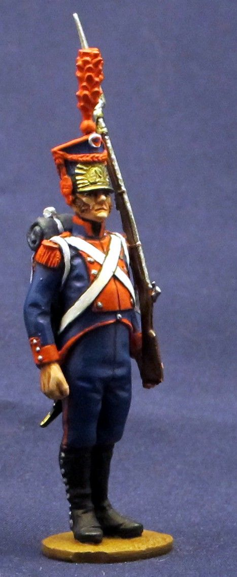 NP 191 GRAND DUCHY DE VARSOVIE, LEGION DU NORD GRENADIER