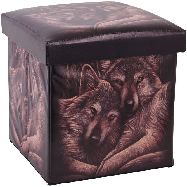 Wholesale Loyal companions storage box by lisa parker - Something Different