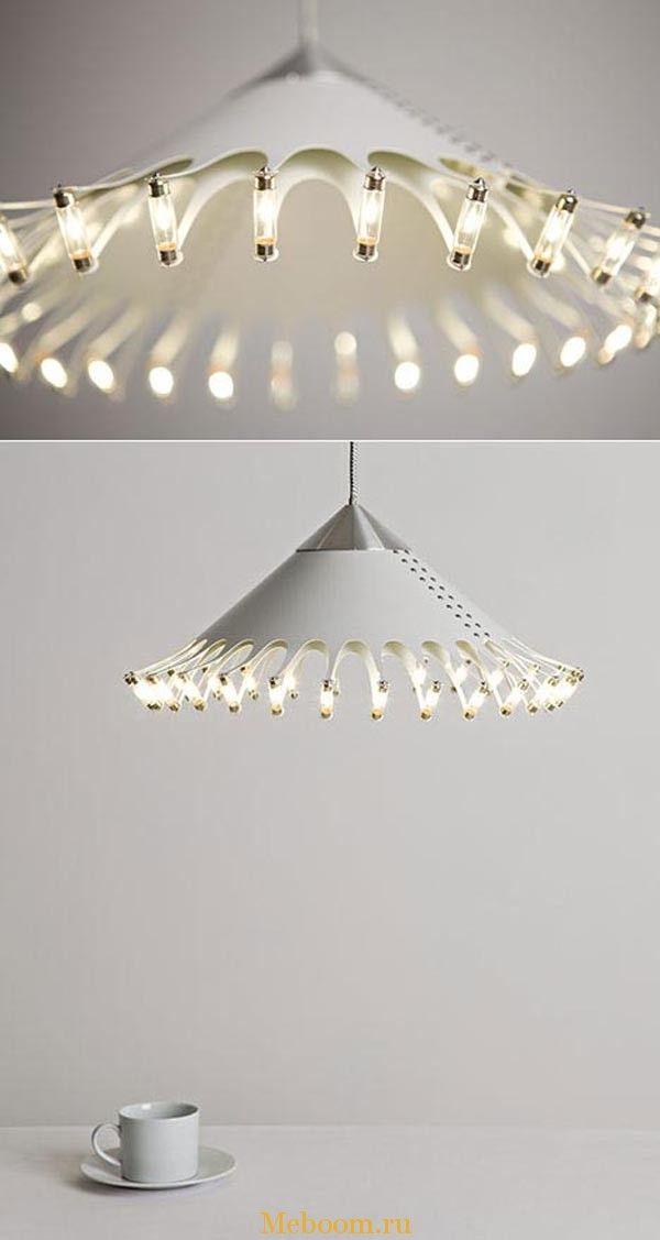 Современные дизайнерские люстры и светильники | Мебель для Вашего дома