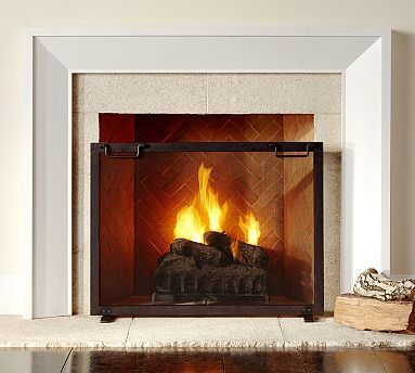 13 best fireplace screens images on pinterest fire places