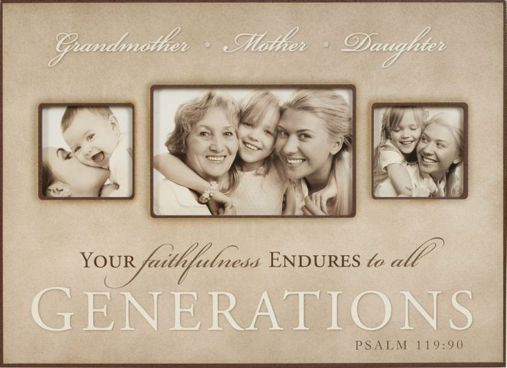 3 generations grandmother mother daughter photo frame buy from american christian gift wwwamericanchristiangiftcom pinterest mothers