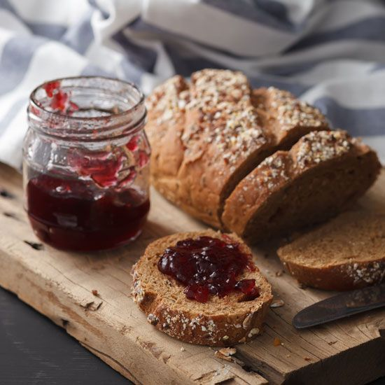 Easy No-Knead, Whole-Grain Bread Recipe - Food and Recipes - Mother Earth Living