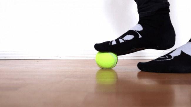 27++ Tennis ball sock neck massage ideas in 2021