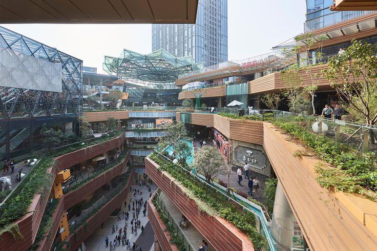 武漢群星城ショッピングセンター