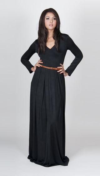 10 Best ideas about Winter Maxi Dresses on Pinterest - Winter maxi ...