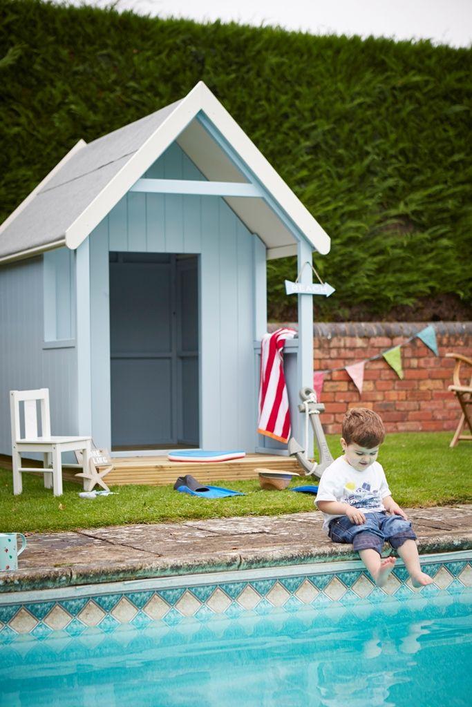 Beach Hut Playhouse | Playhouses | The Playhouse Company