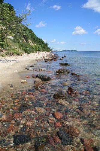 https://flic.kr/p/6xcjTK | Cliff - Gdynia, Pomorze, Poland | Gdynia Orłowo