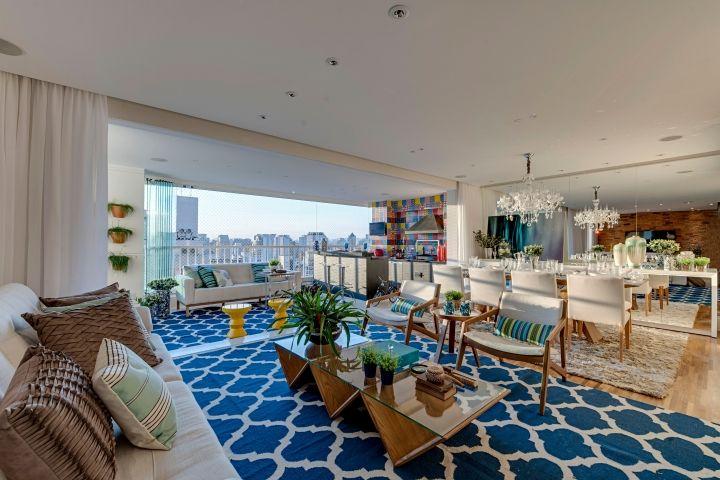 Projetos - Residenciais - Apartamento Moema   São Paulo   Carla Arigón Felippi