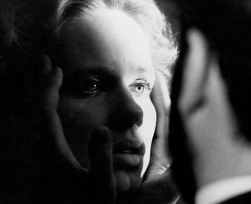 Liv Ullman in Cries and Whispers (Ingmar Bergman, 1972)
