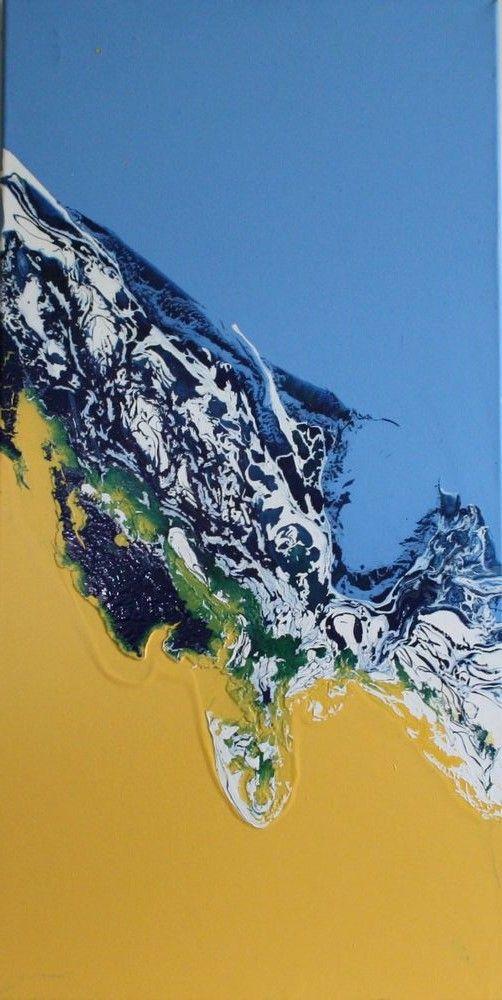 Bay,  Fülöp Antal    canvas, 80x40 cm