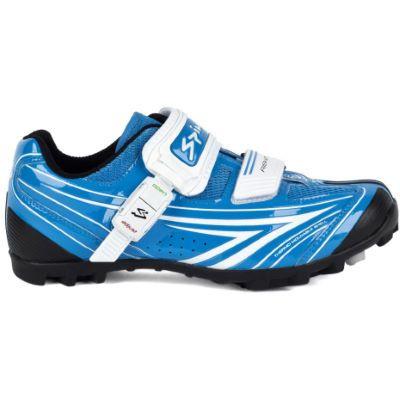 Zapatillas de MTB Spiuk RISKO - 46 Blue/White Zapatillas MTB - http://www.e-ciclismo.es/?product=zapatillas-mtb-spiuk-risko-46-blue-white-zapatillas-mtb