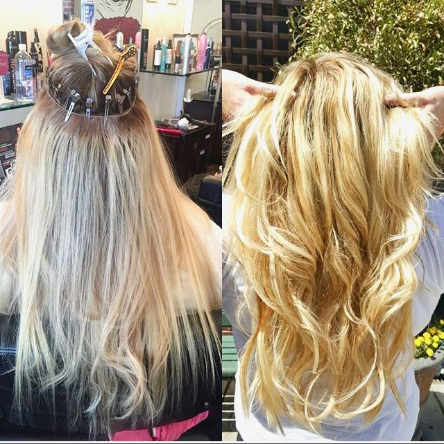 Before / After ((NBR EXTENSIONS))