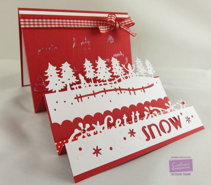Cards made with the Die'sire Edge'able dies from Crafter's Companion. #crafterscompanion
