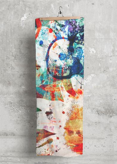 Multi-Wear Wrap - BlueRosesWrap by VIDA VIDA dw1mAXy6I0