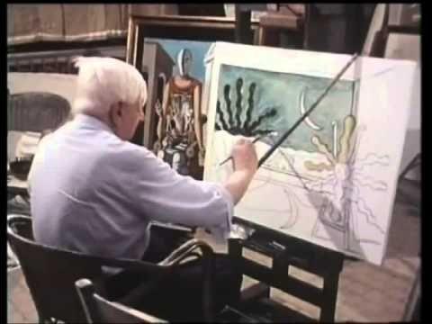 A precious memory of modus operandi of one of the most important italian painter: Giorgio De Chirico.