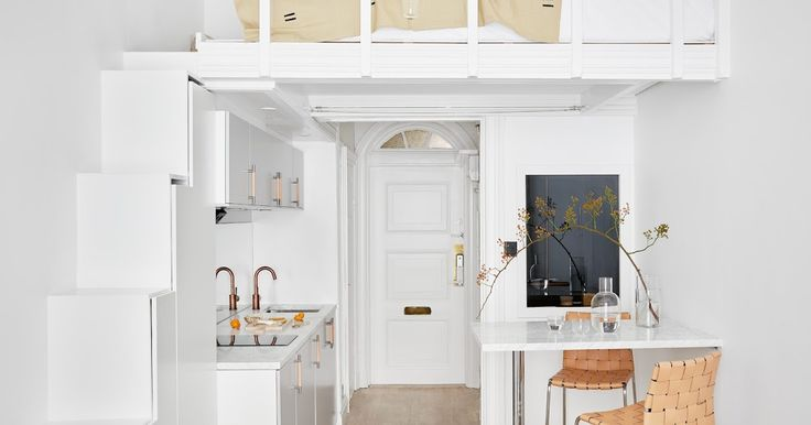 La Maison d'Anna G.: Small spaces - it's all in the details