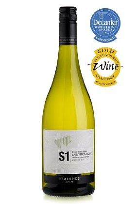 Marks and Spencer / Yealands Estate S1 Sauvignon Blanc, £12.99. New wave, New Zealand Sauvignon