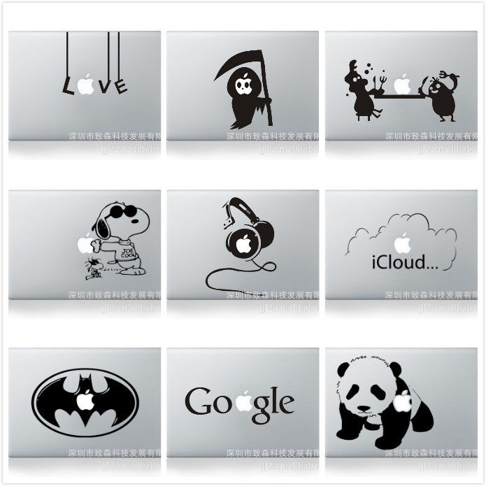Online buy wholesale laptop vinyl stickers from china laptop vinyl