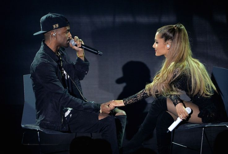 6 of Ariana Grande & Big Sean's Cutest Moments Because Not Everyone Has Roller Coaster Kiss Skills