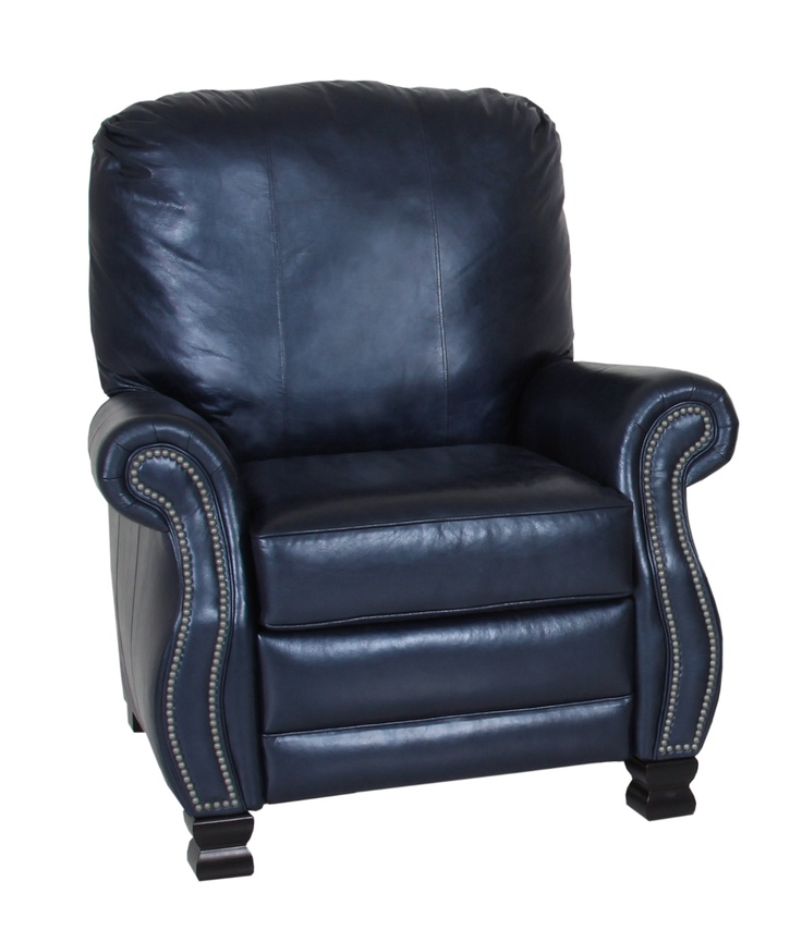 Norwalk Furniture Birmingham Leather Recliner