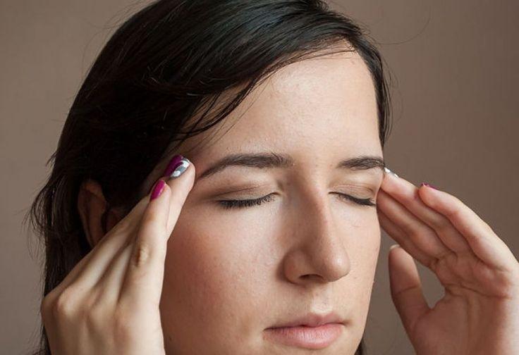 Έχετε πόνο στο κεφάλι;