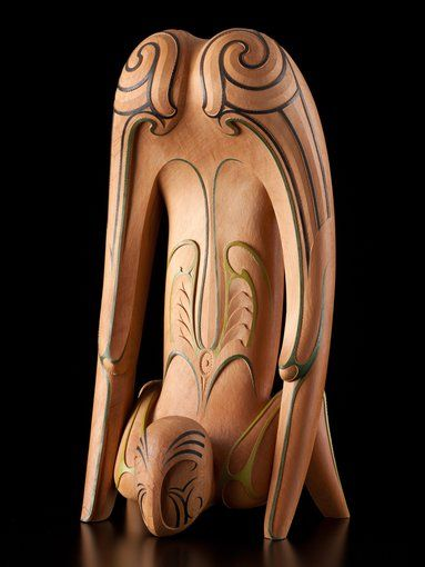 Tāne Mahuta • God of the Forest by Todd Couper, Māori artist (KC130301)