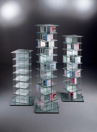 CD 392 + 504 + 616 by Dreieck Design | CD racks